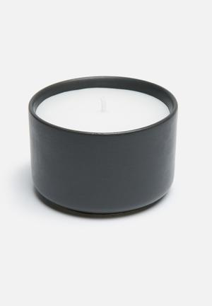 Canister candle