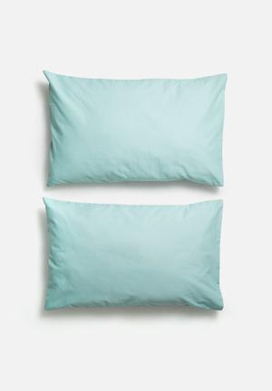Polycotton pillowcase set
