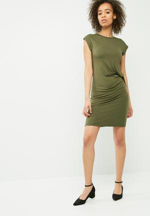 Vero Moda Hilde Dress Formal Green