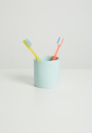 Small tumbler vase