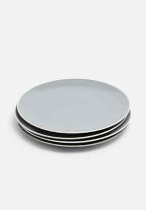 Mason Cash Classic Collection Side Plate - Set Of 4 Dining & Napery Stoneware