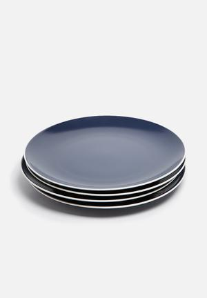 Classic collection dinner plate - set of 4