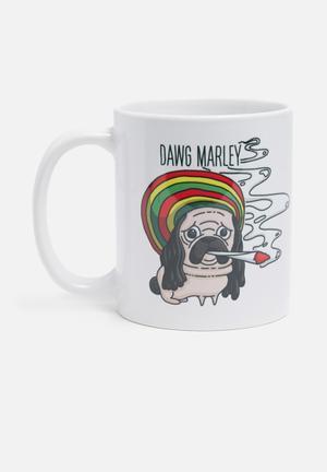 Sixth Floor Dawg Marley Mug Ceramic