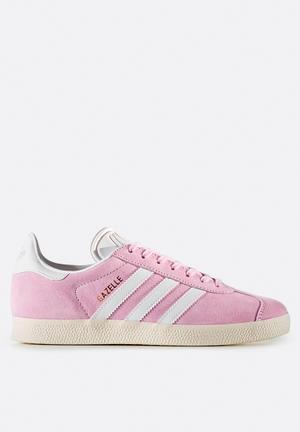 Adidas Originals Gazelle Sneakers Wonder Pink/white