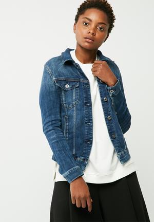G-Star RAW 3301 Denim Jacket Blue