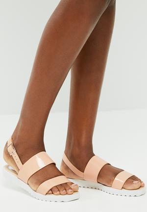 ONLY Mani Sandal Pale Pink