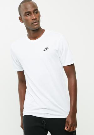 Nike Futura Tee T-Shirts White