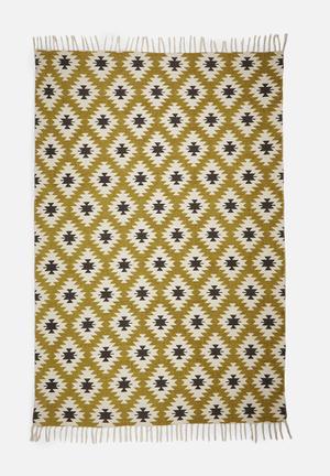 Bannock rug