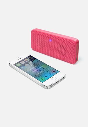 Portable ultra slim bluetooth speaker