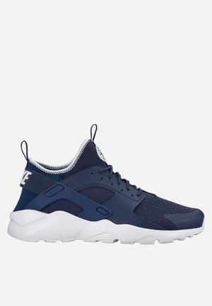Nike Air Huarache Run Ultra Sneakers Midnight Navy / Obsidian-White