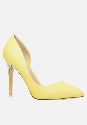 Call It Spring Thaoven Boots Yellow