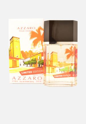 Azzaro Homme Limited Edition EDT 100ml