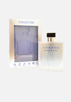 Azzaro Chrome United - Collector EDT 100ml