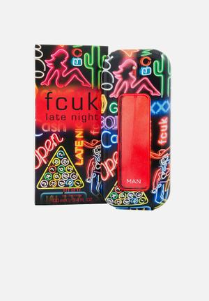 Fcuk Late Night EDT 100ml