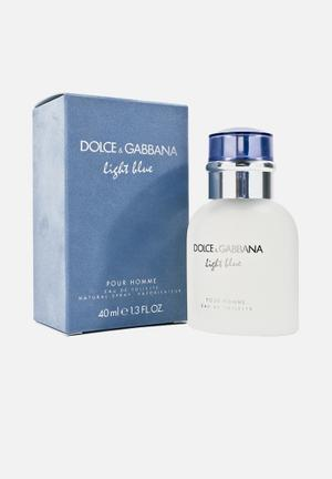 D&G Light Blue EDT 40ml