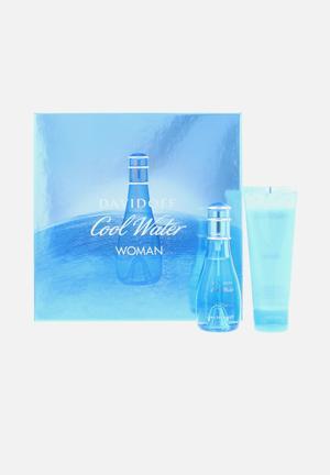 DAVIDOFF Coolwater EDT Gift Set Fragrances
