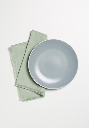 Linen napkin set of 2