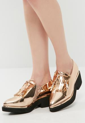 Dailyfriday Jodie Pumps & Flats Rose Gold