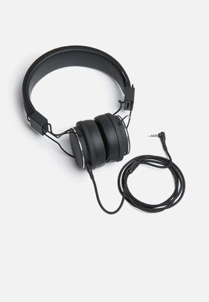 Urbanears Plattan II Headphones Audio Black