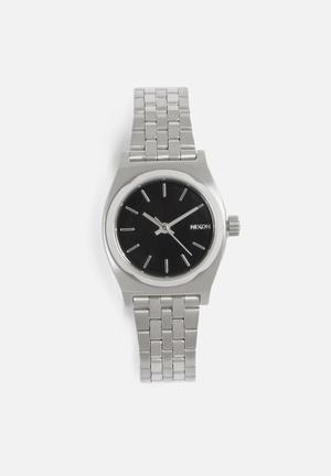 Nixon Small Time Teller Watches Black