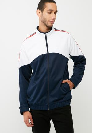 Franchise track top