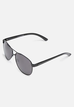 Aviator iron sunglasses