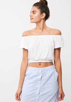 Fillipa cropped top