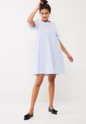 Alba swing dress