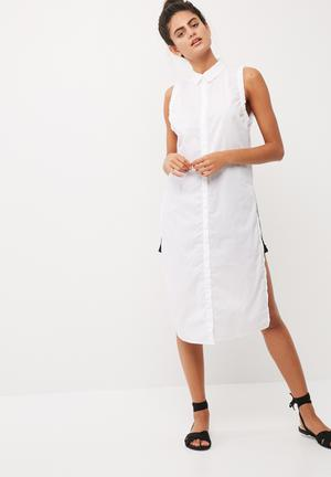 Lana shirt dress