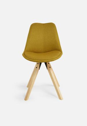 Dima upholstered dining chair