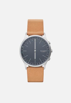 Skagen Jorn Watches Brown & Grey