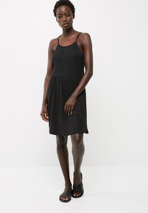 Jacqueline De Yong Gummybear Dress Casual Black
