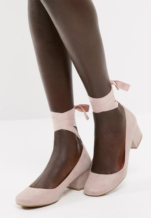 Call It Spring Staniue Boots Pink
