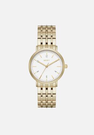 DKNY Minetta Watches Gold