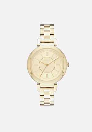 DKNY Ellington Watches Gold