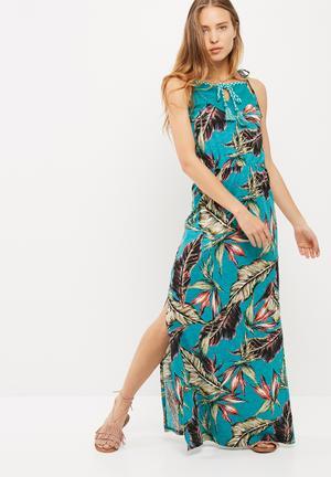 Vero Moda Ada Maxi Dress Casual Blue