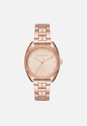 Michael Kors Libby Watches Rose Gold