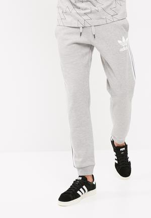Adidas Originals CLFN Track Pants Sweatpants & Shorts Grey