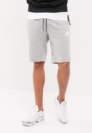 Nike Fleece Shorts Grey