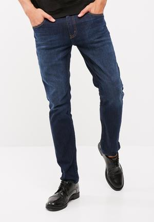Basicthread Slim Fit Jeans Blue
