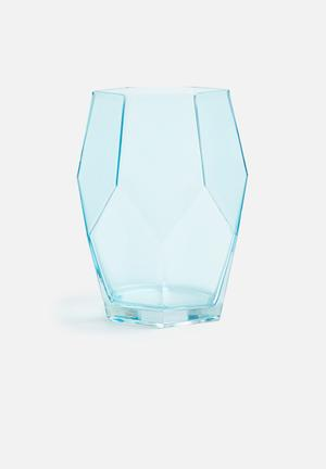 Sixth Floor Espi Vase Accessories Glass