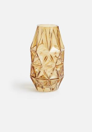 Sixth Floor Senzi Vase Accessories Glass