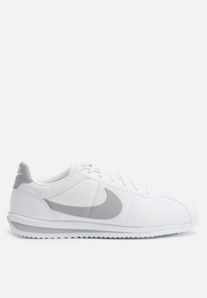 Nike Cortez Ultra Sneakers White / Wolf Grey
