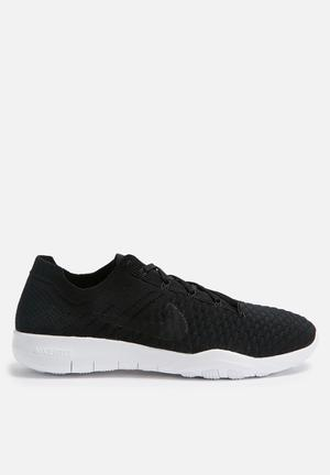 Nike Free TR Flyknit 2 Trainers Black / White
