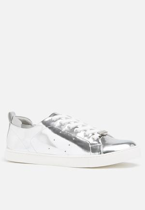ALDO Merane Sneakers Silver