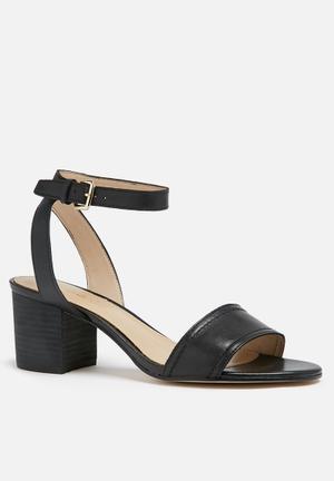 ALDO Lolla Heels Black