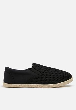 Charles Southwell Toledo Slip-ons And Loafers Black