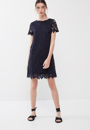 ONLY Sigris Dress Occasion Navy