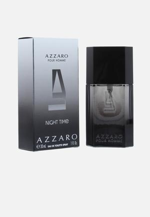 Azzaro Night Time Homme Edt 30ml (Parallel Import)