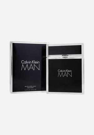 CALVIN KLEIN Ck Man Edt 100ml Spray Fragrances